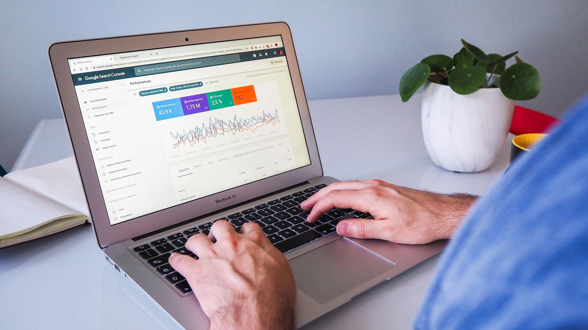 SEO Oxford - Google Analytics Tracking